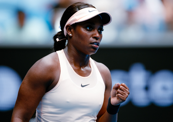 Stephens Subdues Azarenka in Madrid