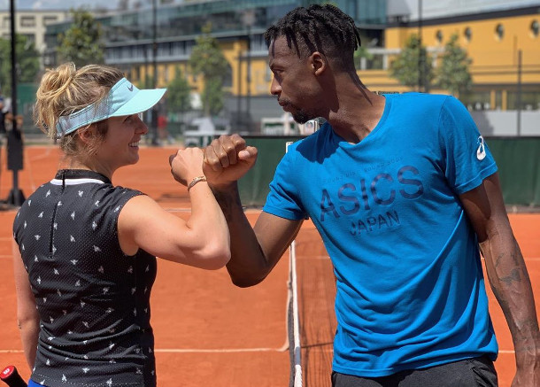 Monfils: Saddened By Absence