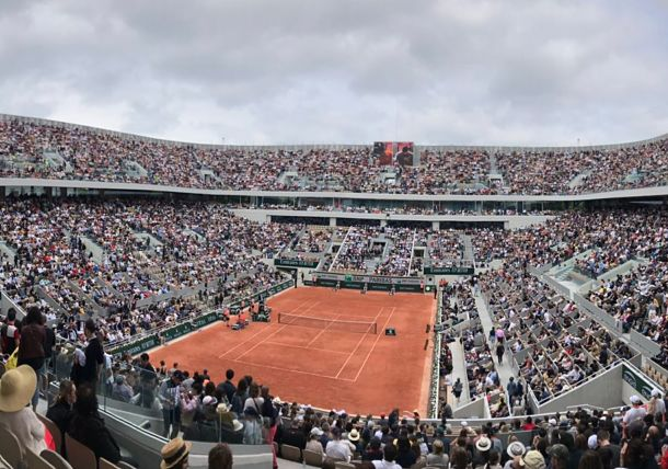 MSG Networks to Air 9 Days of Live Roland Garros Coverage