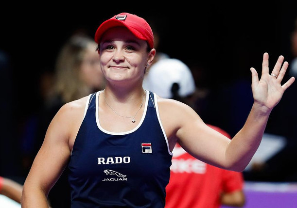 Barty to Play Svitolina for WTA Finals Title