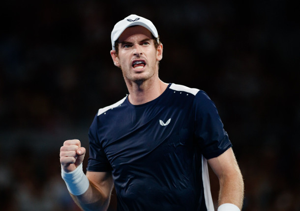 Murray Tops Tiafoe In Comeback Triumph