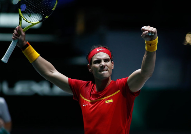 Nadal's Initial Davis Cup Review