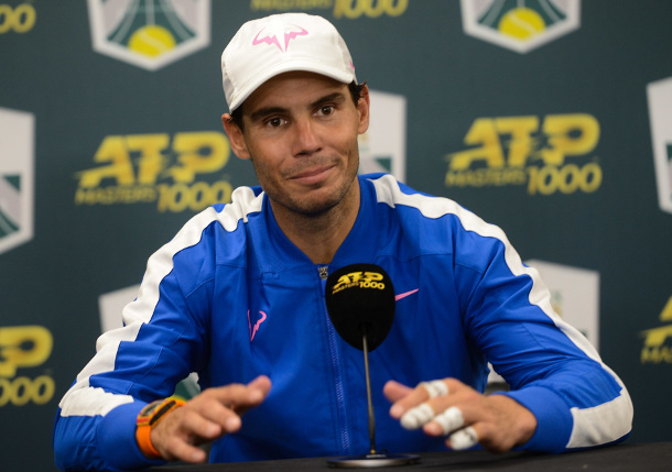 Nadal To Play Paris Indoors