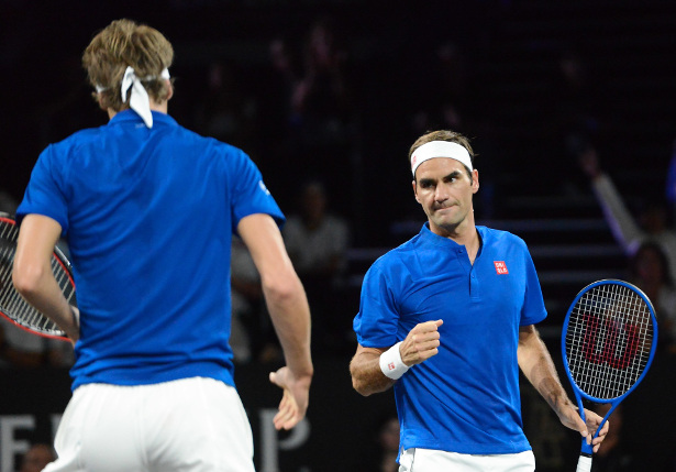 Federer: New Champs Ready to Take Major Flight