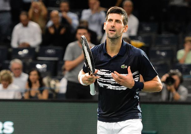 Djokovic Opts Out of Paris