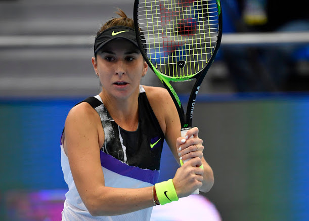 Bencic Flies To Fourth Career Title in Moscow