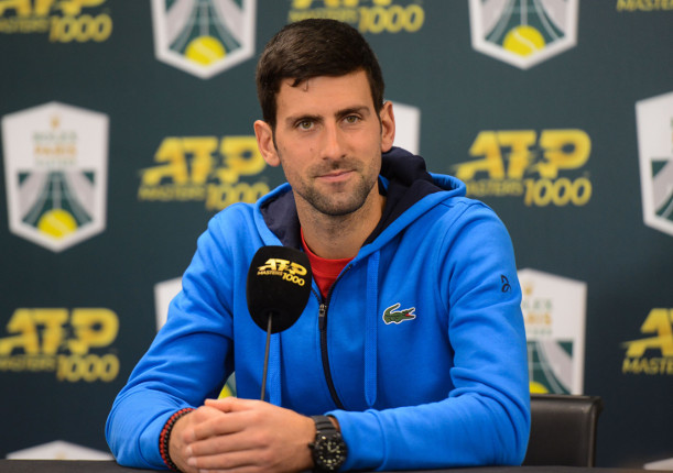 Djokovic: Players Negative About Playing in New York