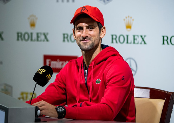 Djokovic and Medvedev Set to Compete at Davis Cup Finals - See All the Nominations