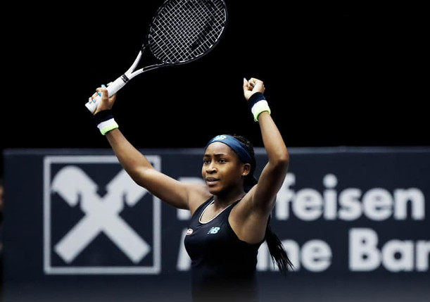 Gauff Flies Into First WTA Final in Linz