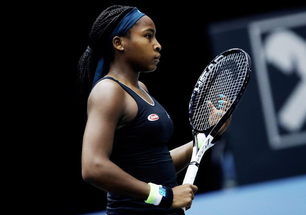 amazing selection pretty cool big discount Blinkova Bounces Gauff in Luxembourg Opener - Tennis Now
