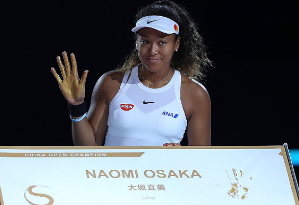 Osaka: Why Dad Can't Be Full Time Coach