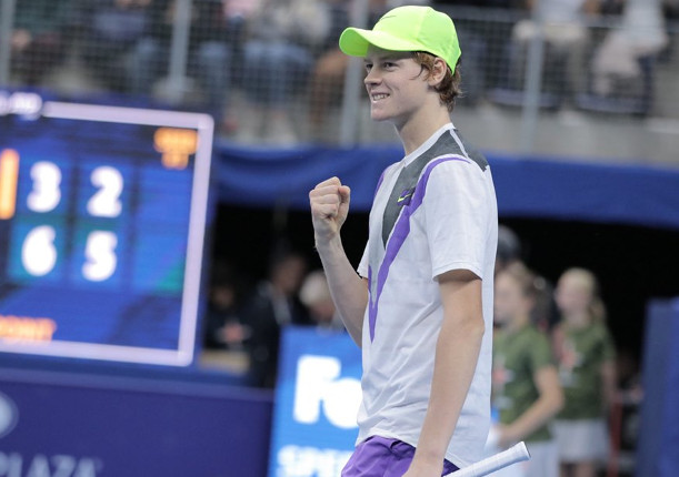 Sinshine: Sinner is Youngest ATP Semifinalist in Five Years
