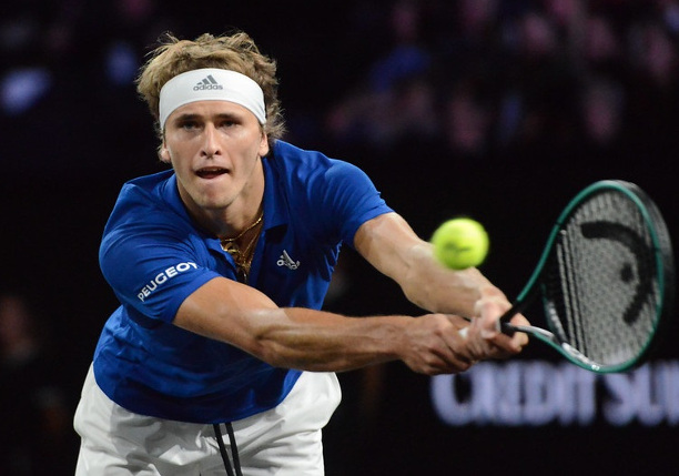 Zverev Zooms Into Beijing Quarterfinals