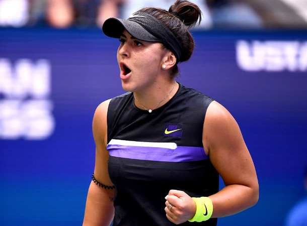 Andreescu Closes Curtain on 2020 Season