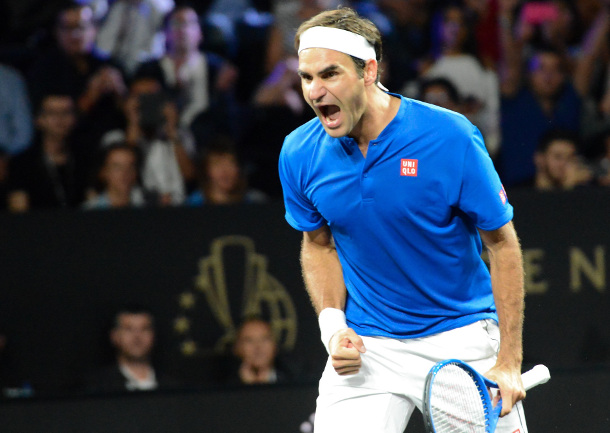 Federer Fights Off Kyrgios in Laver Cup Thriller