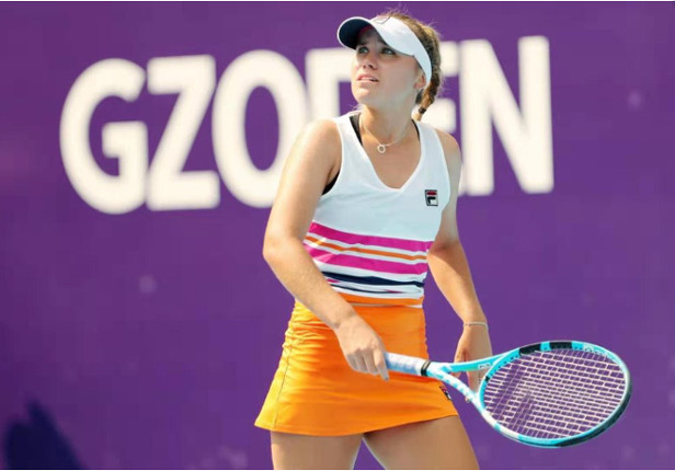 Kenin Sets Up Guangzhou Final vs. Stosur