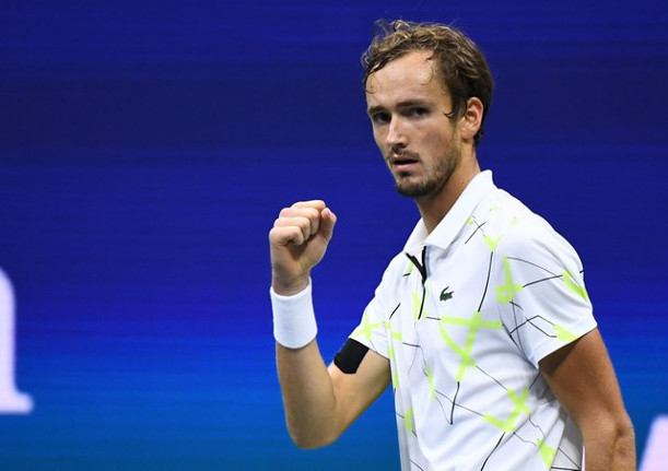 Masterful Medvedev Charges Into US Open Final