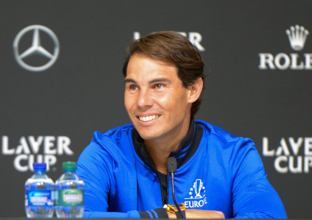 Nadal Out of Shanghai