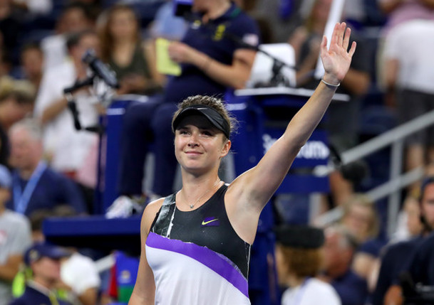 Svitolina Sweeps Into First US Open Semifinal