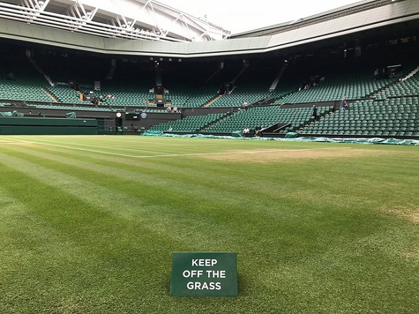 Season May Not Resume, Wimbledon Chief Says