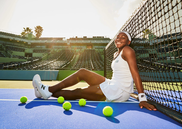 Watch: Gauff Stars in We Got Now New Balance Campaign