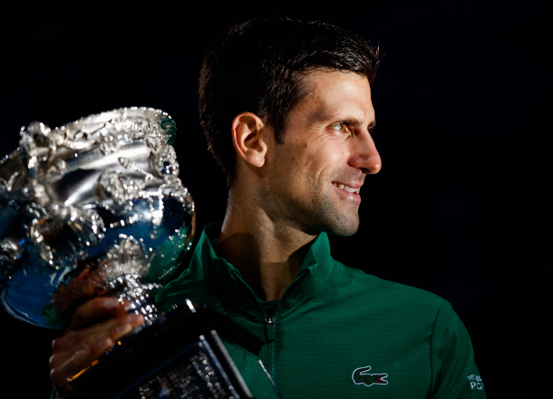 8 Ball: Djokovic Fights off Thiem for 8th AO Title