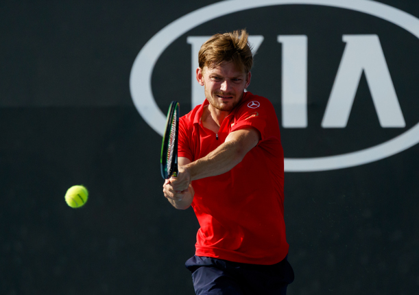 Goffin's Top Takeaways on Clijsters' Comeback