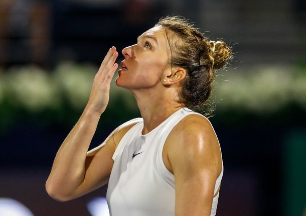 Halep Edges Rybakina in Dubai Classic, Wins 20th Title