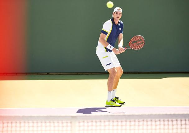 Fila Unveils New Collections for Indian Wells, Miami