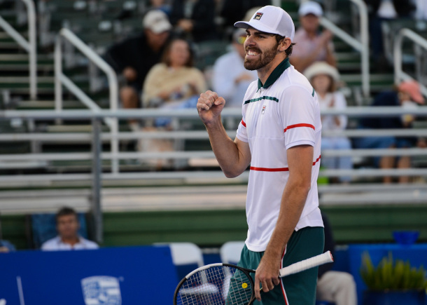 Opelka Among Four Former Champions Entered in Delray Beach
