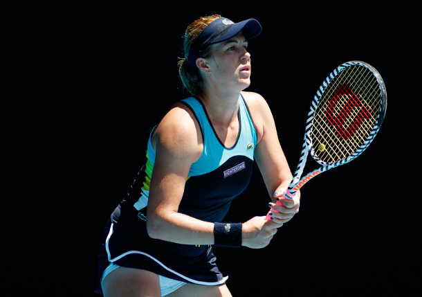 Pavlyuchenkova Bounces Bencic out of Dubai