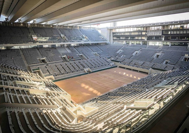 Government Will Have Final Say on French Open Fans