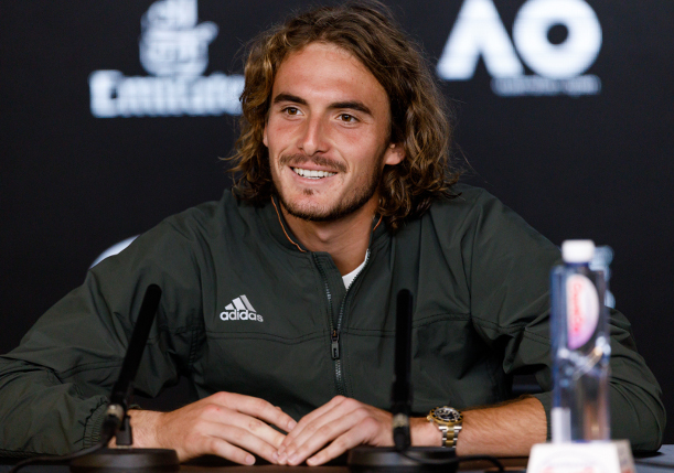 Watch: Tsitsipas Star Turn