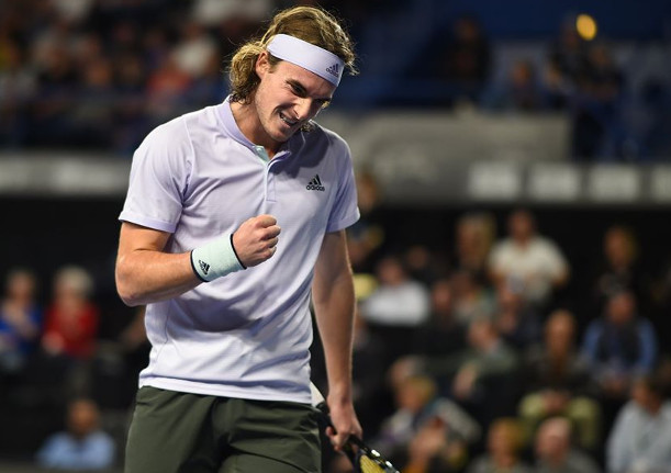 Stef to the Rescue: Tsitsipas Keeps Fans in Loop with Twitter Q&A