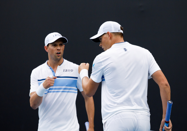 New Book Shares Top Doubles Tips and Tactics