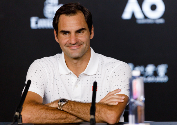 Tiley: Federer to Decide on AO in Next Couple of Weeks