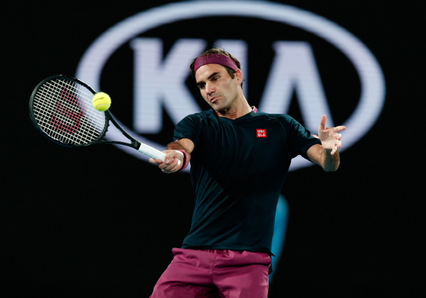 Flawless Federer Flies to 99th AO Win