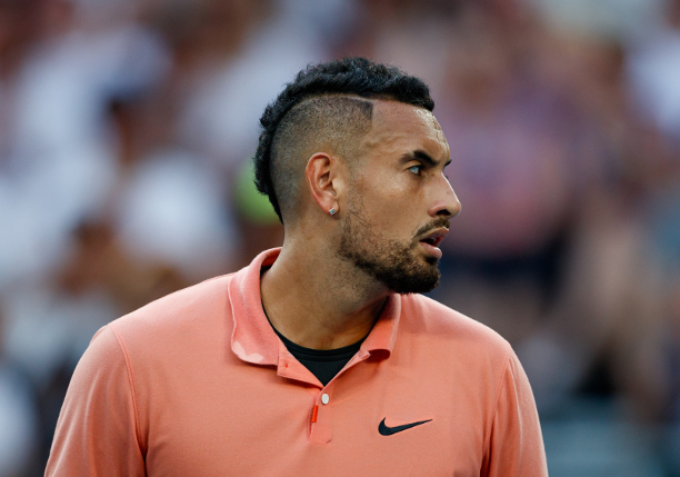 Kyrgios on Djokovic: Takes Zero Ownership
