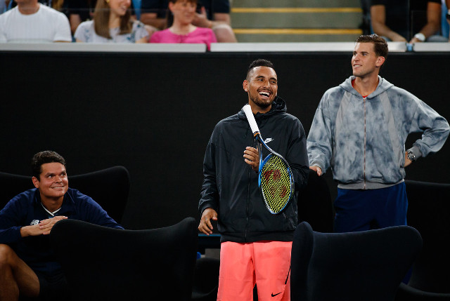 Kyrgios: I Didn't Really Miss The Game At All