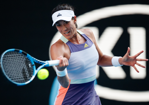 Muguruza Shares Tennis Inspirations