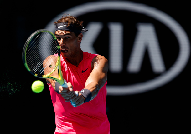 Nadal Thanks Heroes Fighting Coronavirus