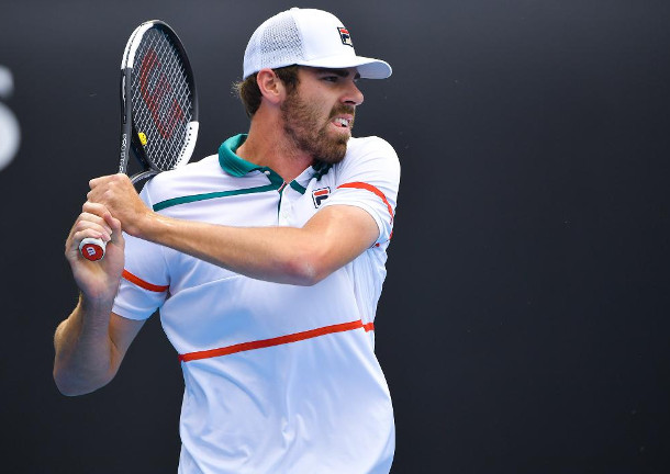 Opelka Signs With Fila