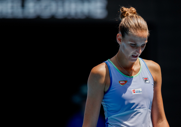 Pavlyuchenkova Bounces Pliskova out of AO