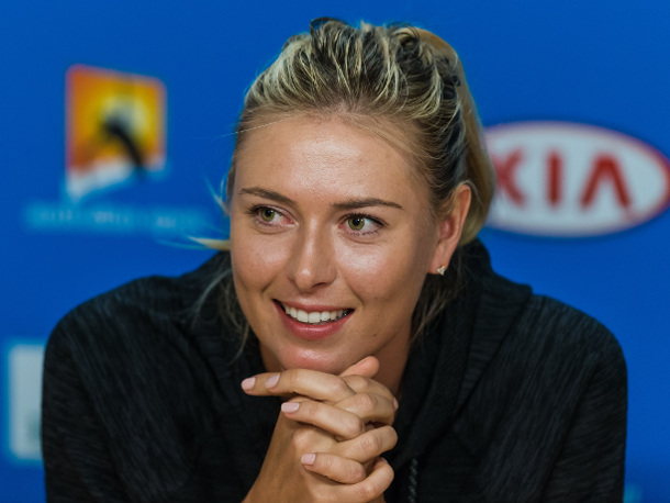 Sharapova Awarded Australian Open Wild Card