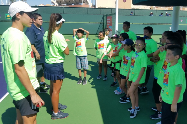 USTA Serves Up Free Online Summer Camp