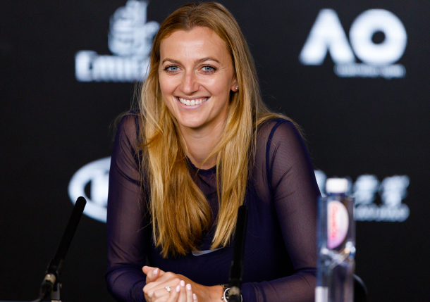 How Kvitova Became the Best Sport in Tennis