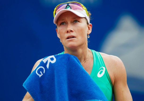 Sam Stosur Shares Baby News