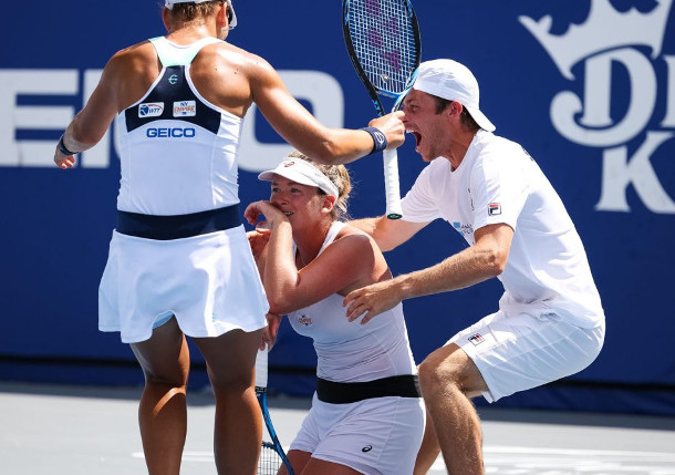 Vandeweghe Winner Wraps Wild NY Empire Rally for WTT Championship