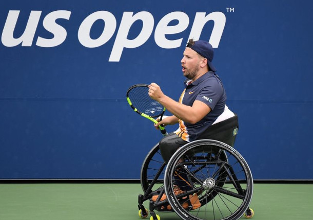US Open To Host Wheelchair Tournament