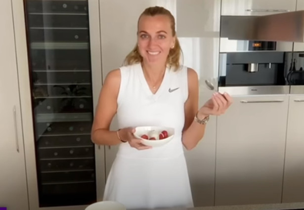 Serena, Djokovic, Kvitova Recreate Wimbledon Traditions